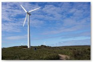 Ten Mile Lagoon Wind Farm, Esperance