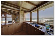Panoramic Kitchen View