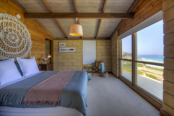 Queen Size Bed Room + Ensuite + Sea View - Eagle View Esperance